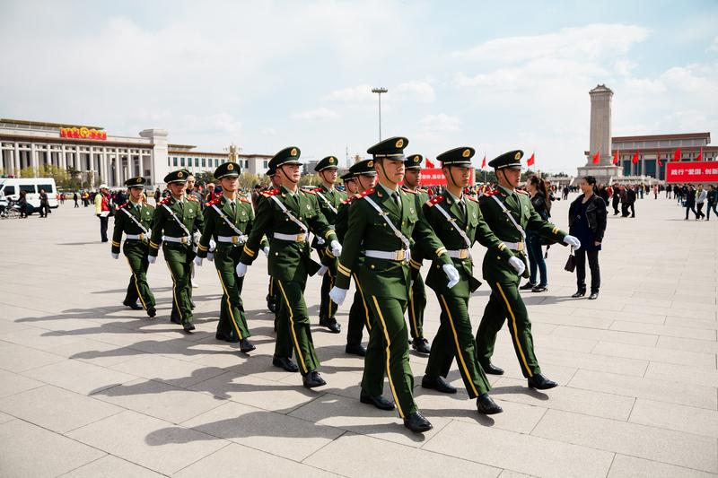 Przygotowania do wojny priorytetem chińskiej armii