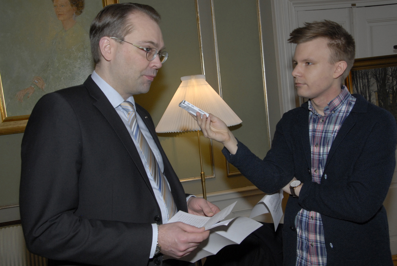 Finlandia chce współpracy militarnej z USA
