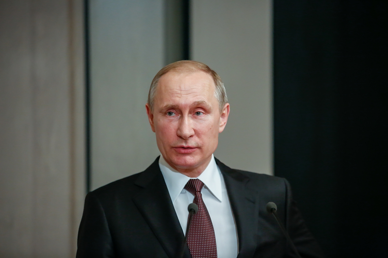 W Rosji Dzień Zwycięstwa na hitlerowskimi Niemcami: Putin przemilczał pakt ZSRR z Hitlerem