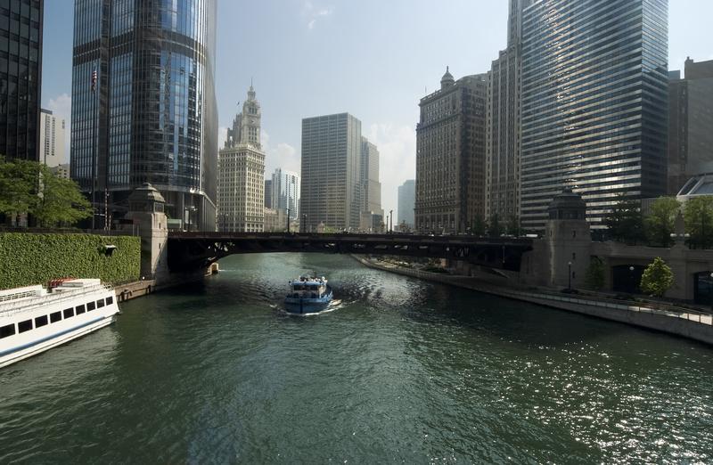Kwiecień miesiącem ochrony rzeki Chicago