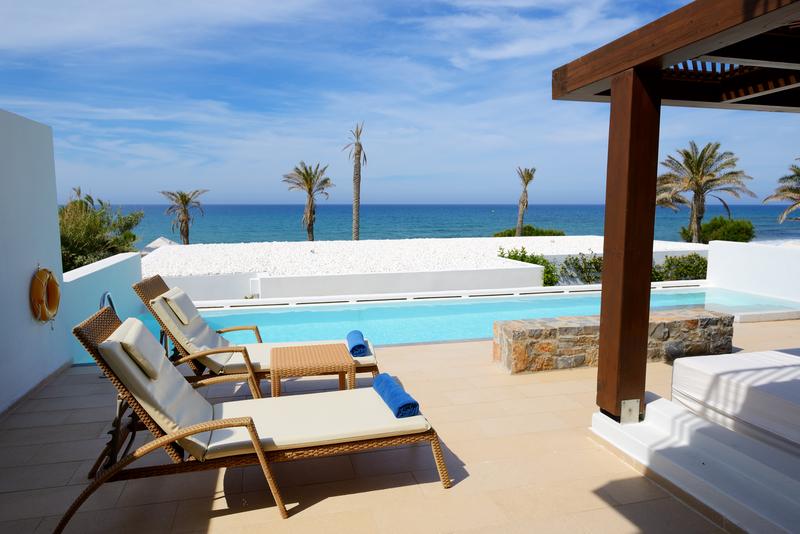 Wynajem luksusowych willi w Grecji jednym z najtańszych w Europie