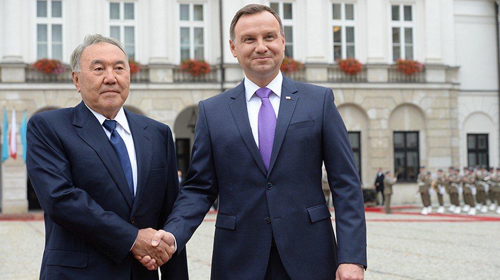 Kazachstan chce polskich inwestycji