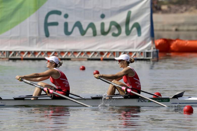 ZŁOTO!!! Magdalena Fularczyk-Kozłowska i Natalia Madaj zdobyły złoty medal w wyścigu dwójek podwójnych
