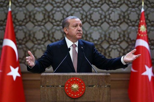 Recep Tayyip Erdogan zwyciężył w przyspieszonych wyborach prezydenckich w Turcji