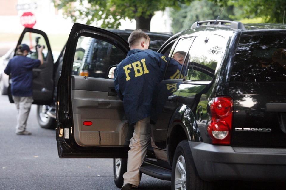 FBI wraz z chicagowską policją patroluje ulice
