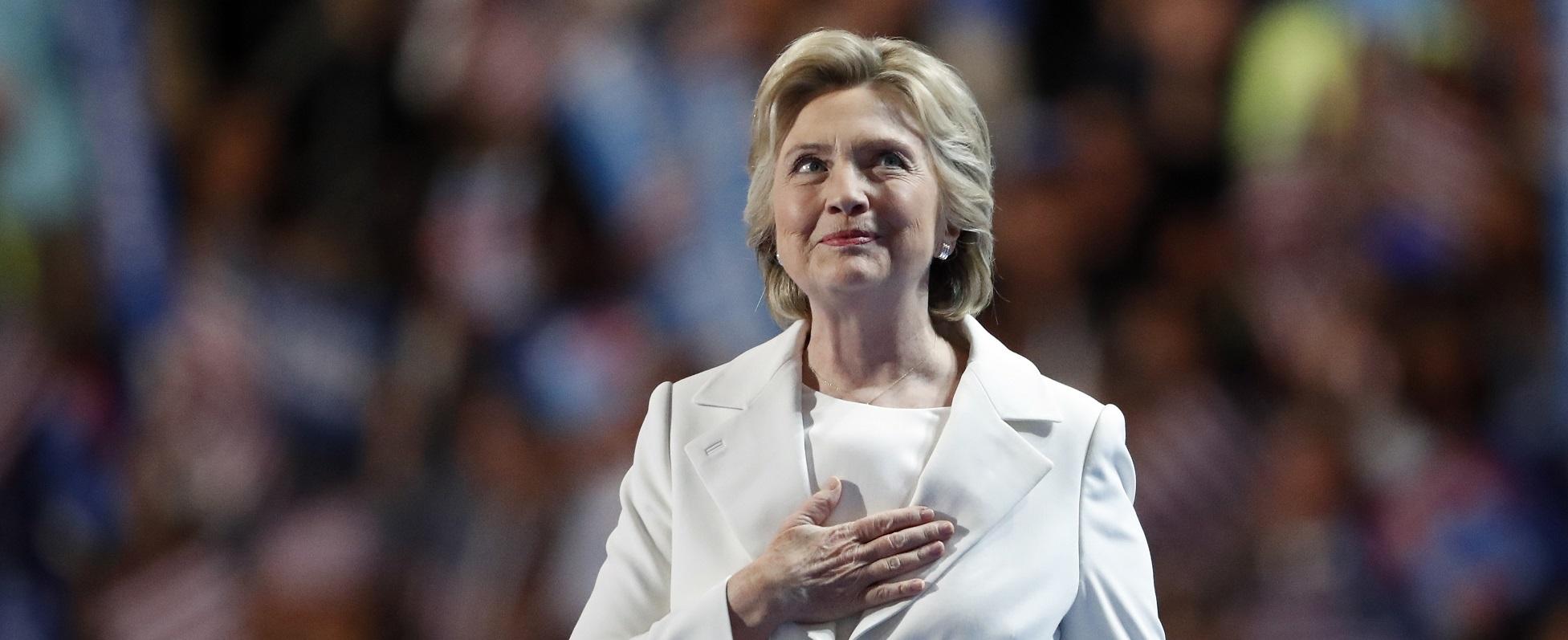 Hillary Clinton wznawia kampanię prezydencką