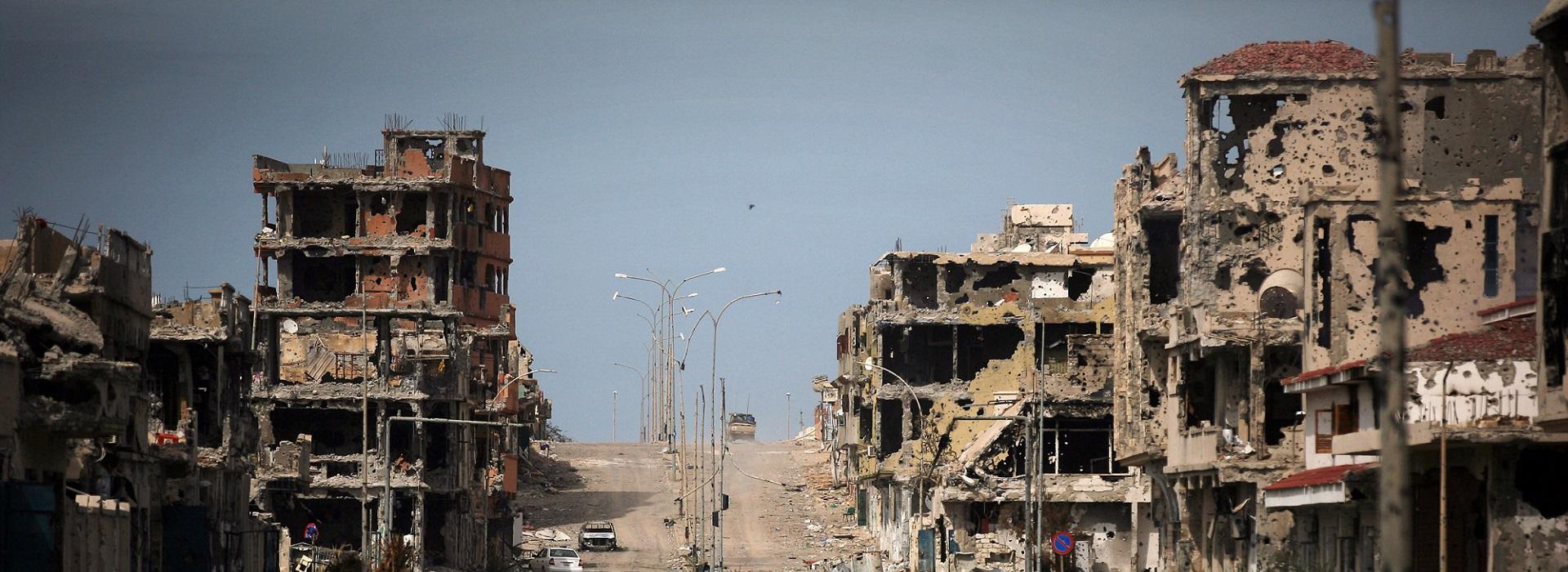USA zaatakowały siedziby Państwa Islamskiego w Libii