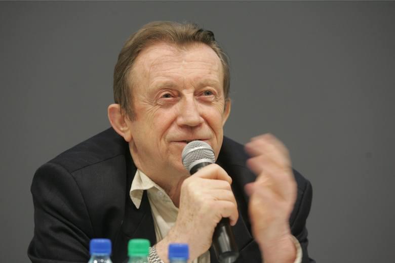Edward Linde-Lubaszenko obchodzi 77. urodziny