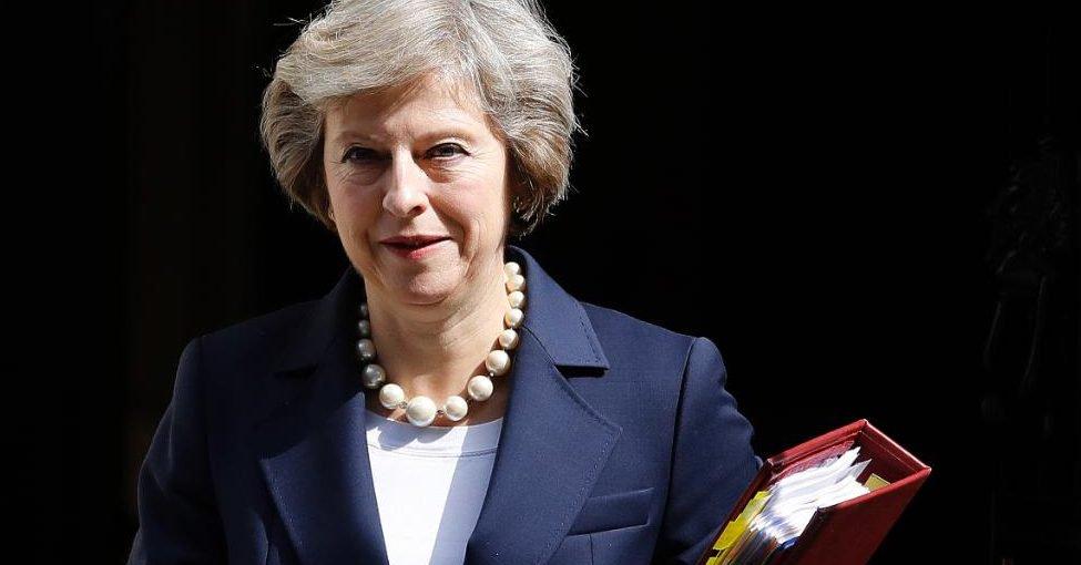 Rekordowe poparcie Brytyjczyków dla Theresy May
