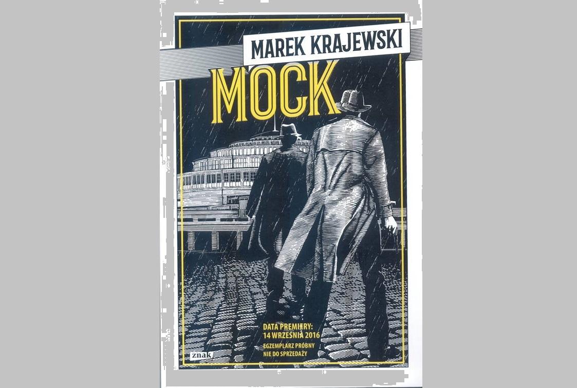 Eberhard Mock powraca w najnowszym kryminale Marka Krajewskiego