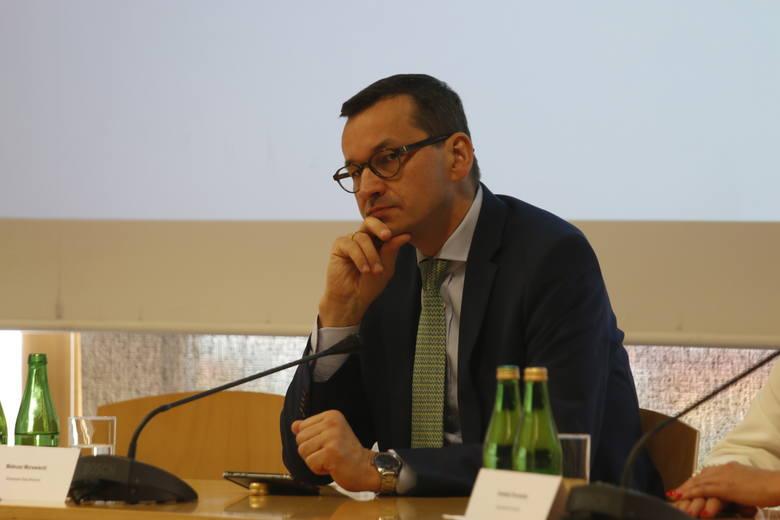Minister Morawiecki zachęca inwestorów. Będzie drugi Londyn?