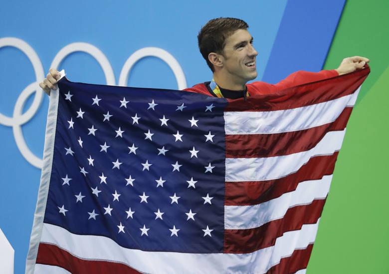 Michael Phelps ogłosił zakończenie kariery
