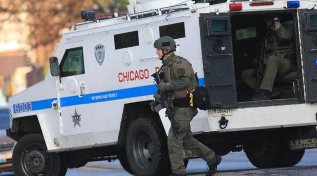 Duża akcja chicagowskiej policji. Aresztowano osiemdziesiąt osób