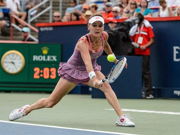 Agnieszka Radwańska w ćwierćfinale w New Haven