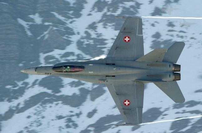 W Szwajcarii odnaleziono zwłoki pilota