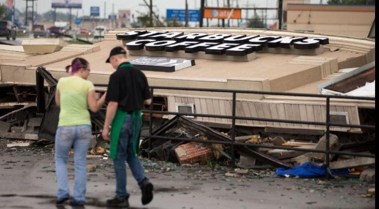 Tornada w Indianie, rannych co najmniej 20 osób