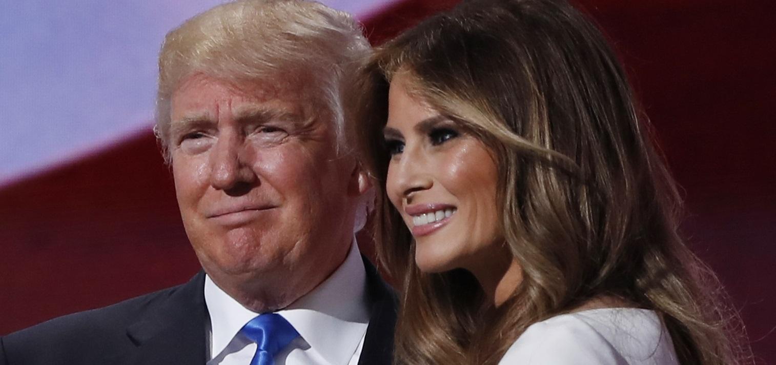 Trump wraz z pierwszą damą USA są w drodze do Londynu