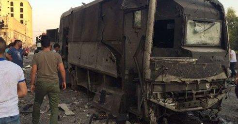 Zamach w Turcji – co najmniej 8 zabitych, kilkadziesiąt rannych