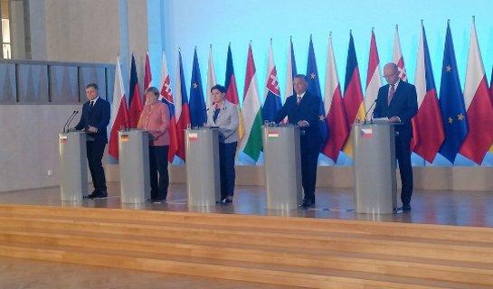 Grupa Wyszehradzka jest gotowa na rozmowy z władzami Unii Europejskiej w sprawie podwójnej jakości żywności