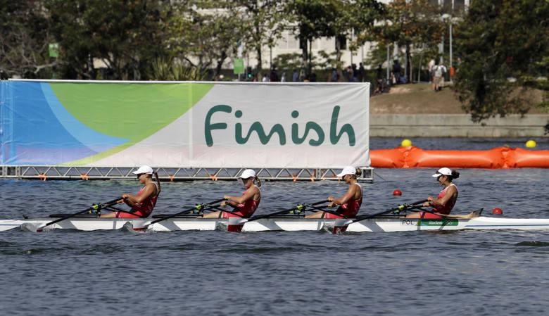 Drugi polski medal w Rio! Mamy brąz w wioślarstwie kobiet!