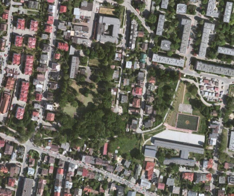 Kraków: Znów bloki zamiast parku?