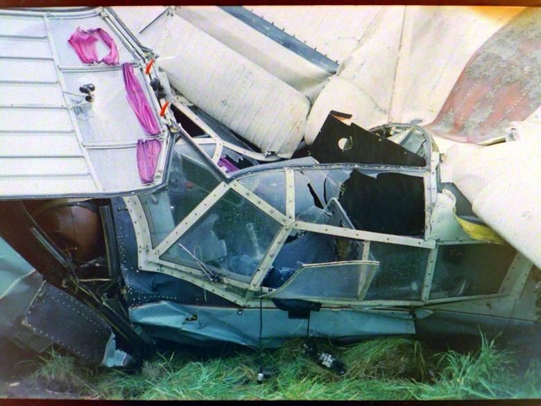 32 lata temu doszło do największej tragedii lotniczej na Opolszczyźnie