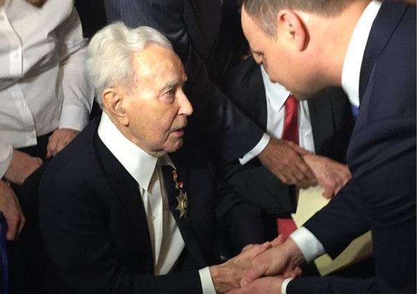 Nie żyje Władysław Zachariasiewicz – weteran drugiej wojny światowej, więzień sowiecki i syberyjski zesłaniec