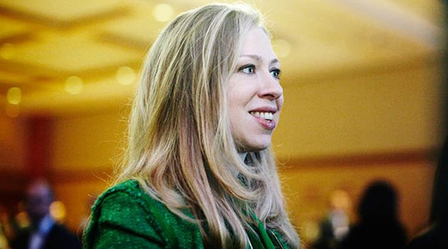 Chelsea Clinton zbierała w Chicago pieniądze na fundusz wyborczy swojej matki