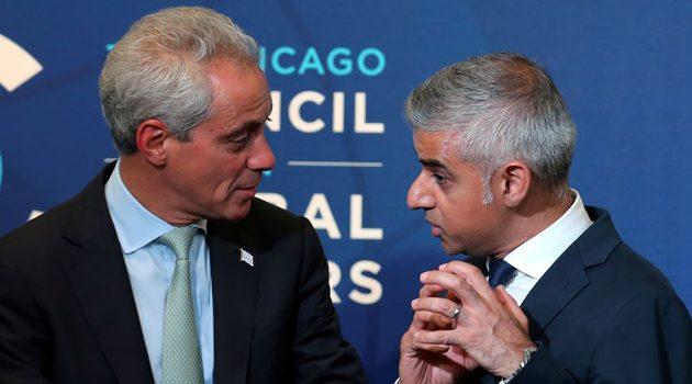 Burmistrz Londynu w Chicago: Donald Trump jest ekstremistą