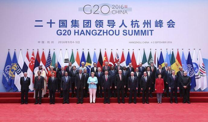 Koniec szczytu G20 w Hangzhou