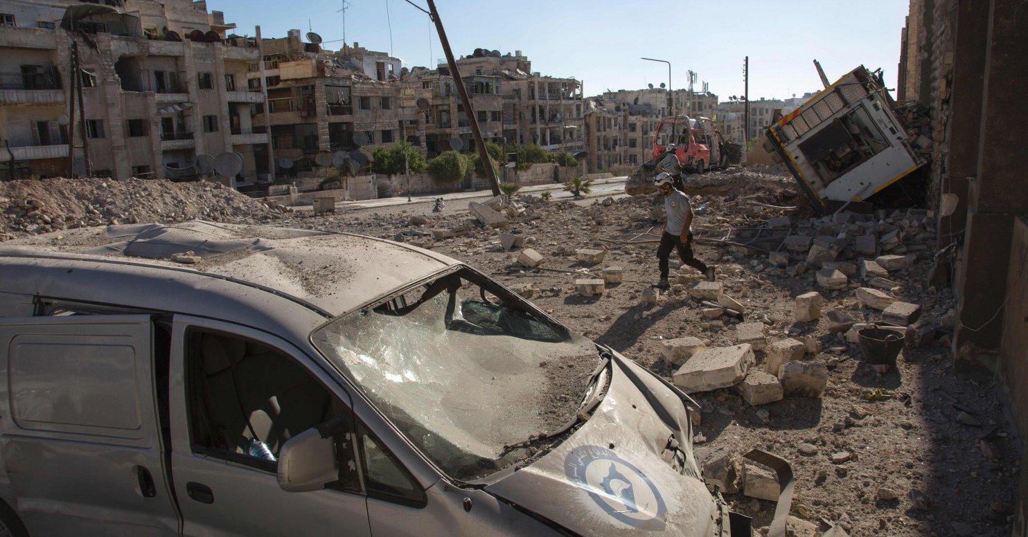 Syryjskie siły rządowe o krok od zwycięskiej bitwy o Aleppo