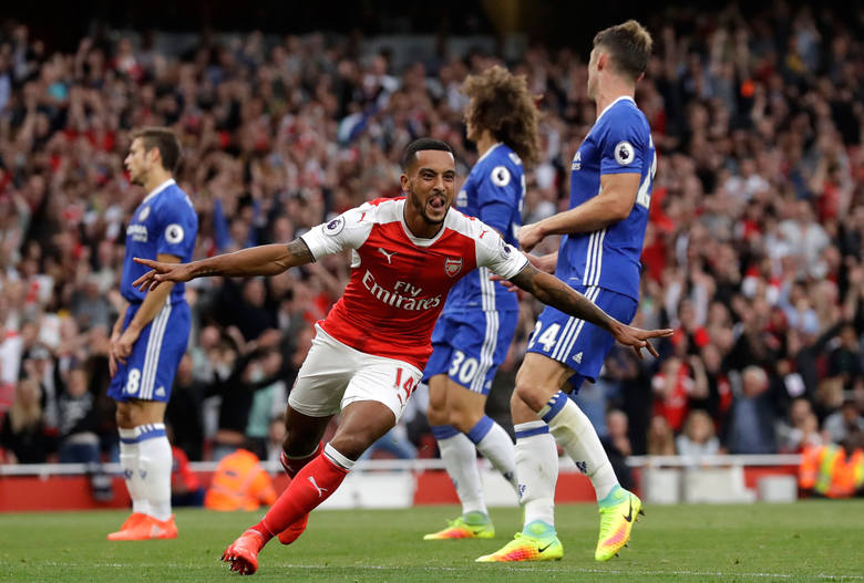 Premier League: Derby Londynu dla Arsenalu – wyniki