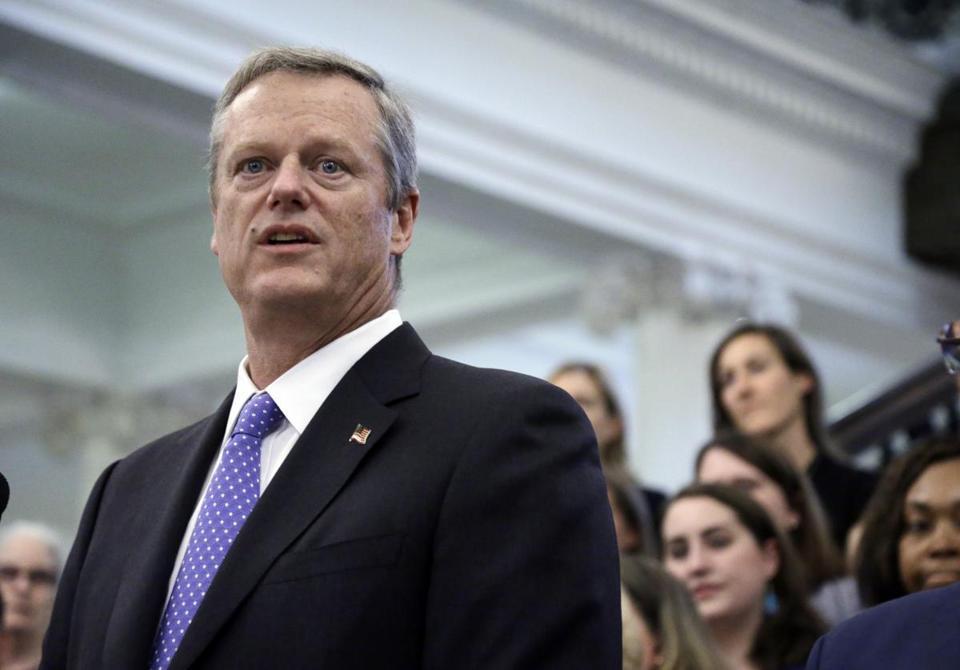 Baker nie jest już najpopularniejszym gubernatorem w USA