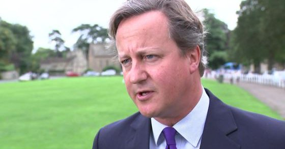 David Cameron rezygnuje z mandatu parlamentarnego
