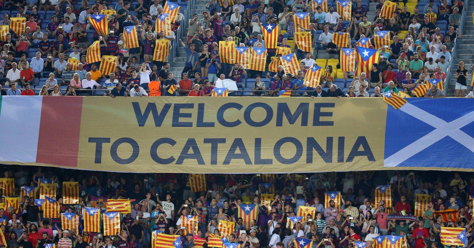 Komisja Europejska wykazuje hipokryzję w sprawie Katalonii