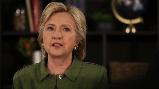 Hillary Clinton kontynuuje kampanię wyborczą