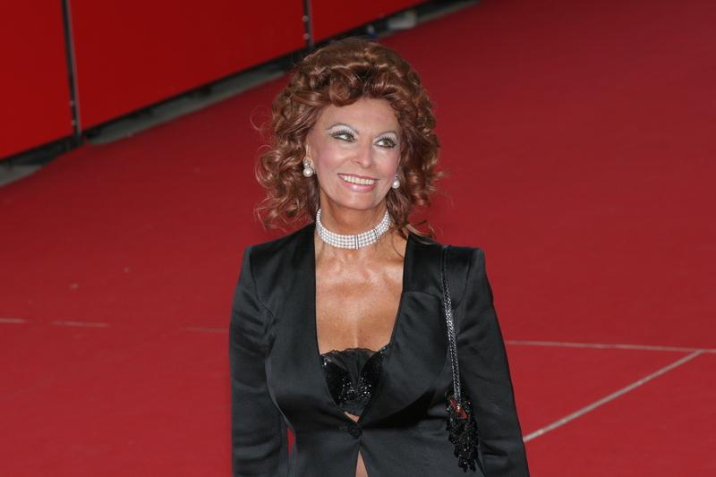 Sophia Loren obchodzi 82. urodziny