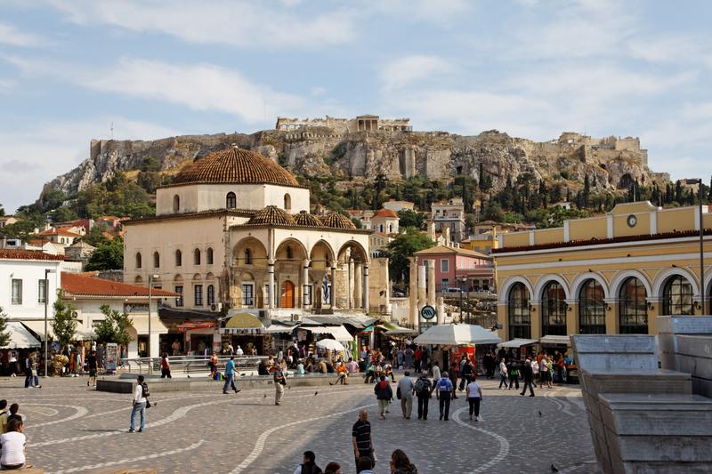 Grecki rząd wysłał na ulice Aten więcej policjantów