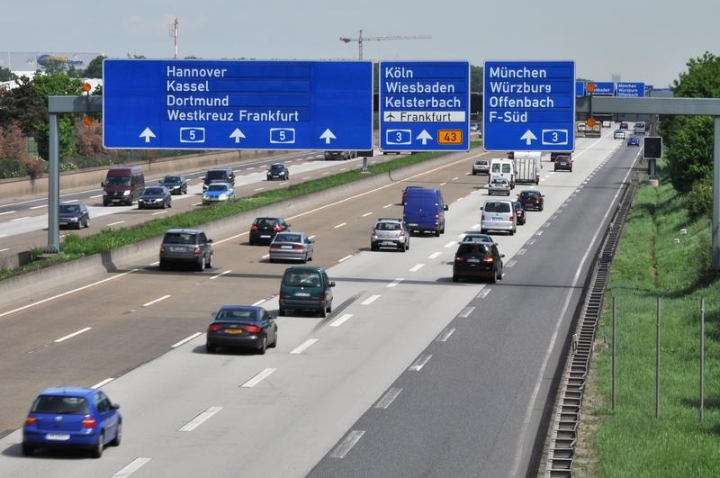Niemieckie autostrady przestaną być darmowe