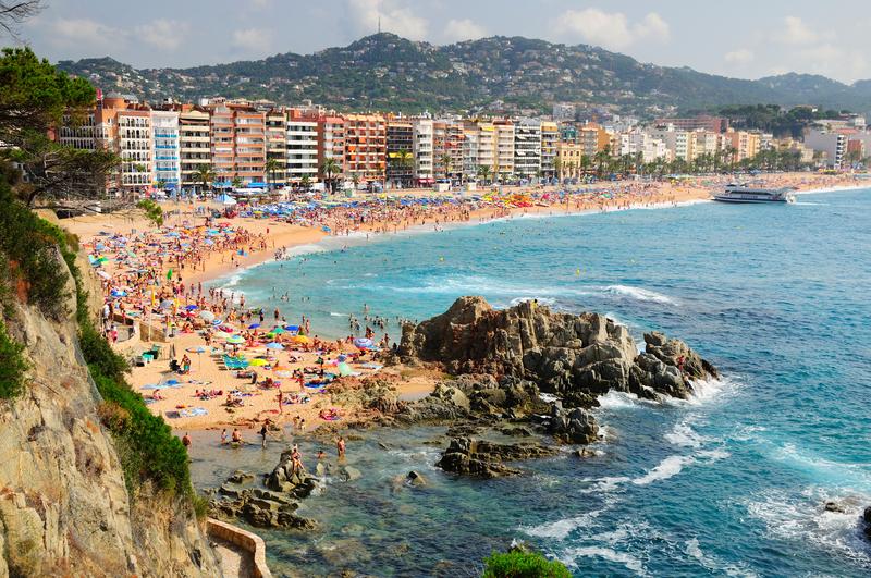 4-gwiazdkowe hotele na Costa Brava kradły prąd!