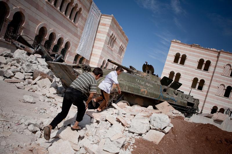Mija osiem lat od rozpoczęcia wojny domowej w Syrii