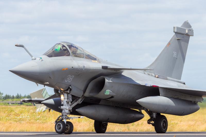 8 miliardów euro – tyle wart jest zakup francuskich myśliwców przez Indie