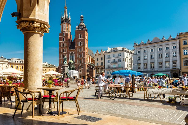 Igrzyska Europejskie – Kraków gospodarzem imprezy w 2023 roku
