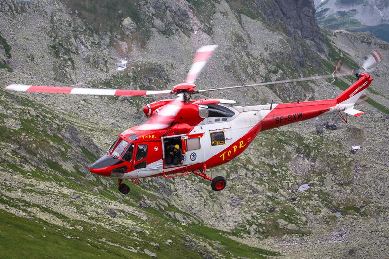 4 osoby zginęły, a blisko 90 zostało rannych skutek burzy, która przeszła nad Tatrami