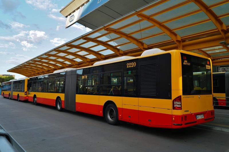 41 mln euro z budżetu UE na zakup autobusów elektrycznych w Warszawie