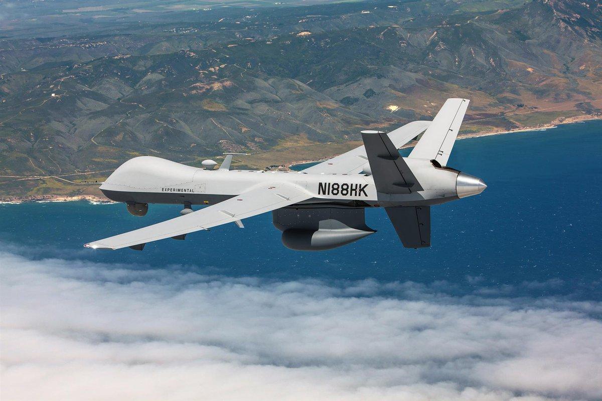 Iran: Amerykanie zestrzelili własnego drona?
