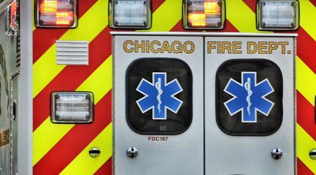 4-latka topiła się w jeziorze Michigan