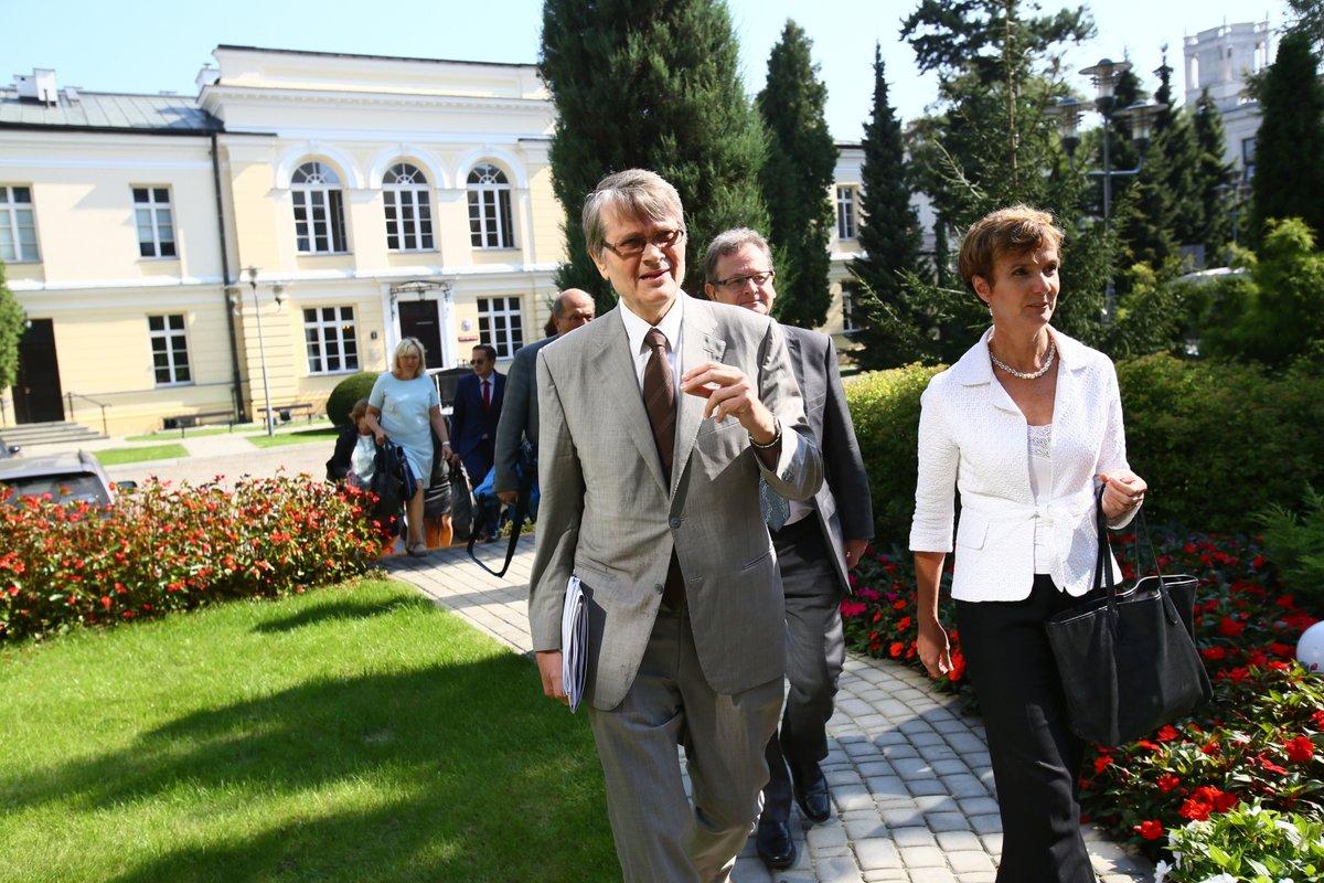 Pierwszy dzień wizyty Komisji Weneckiej w Polsce – podsumowanie