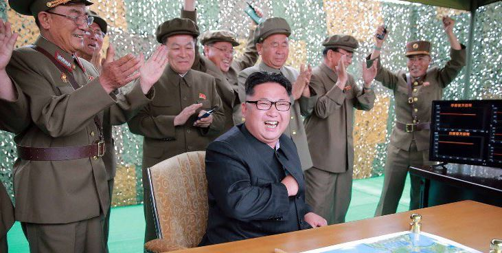 Korea Północna grozi atakiem na amerykańską wyspę Guam
