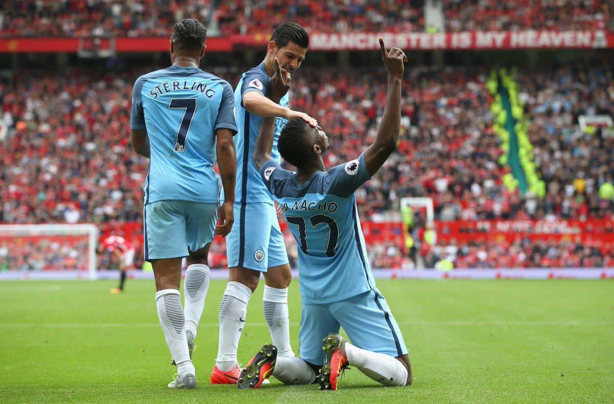 Derby dla Manchesteru United